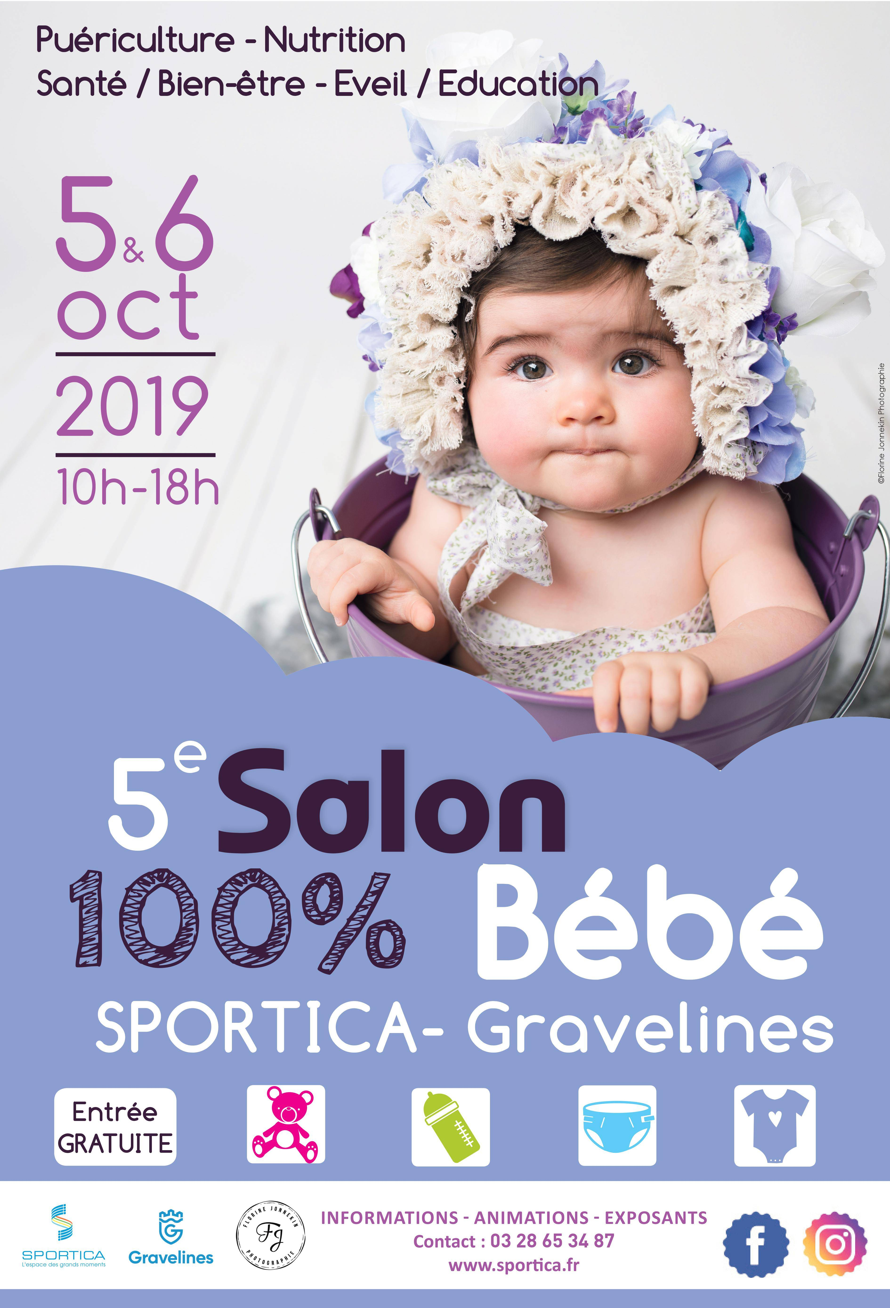 Salon 100% bébé : 5ème édition