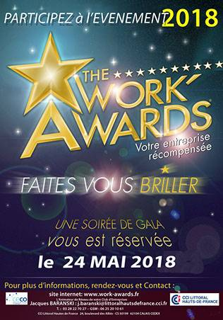 The Work'Awards - 3e édition
