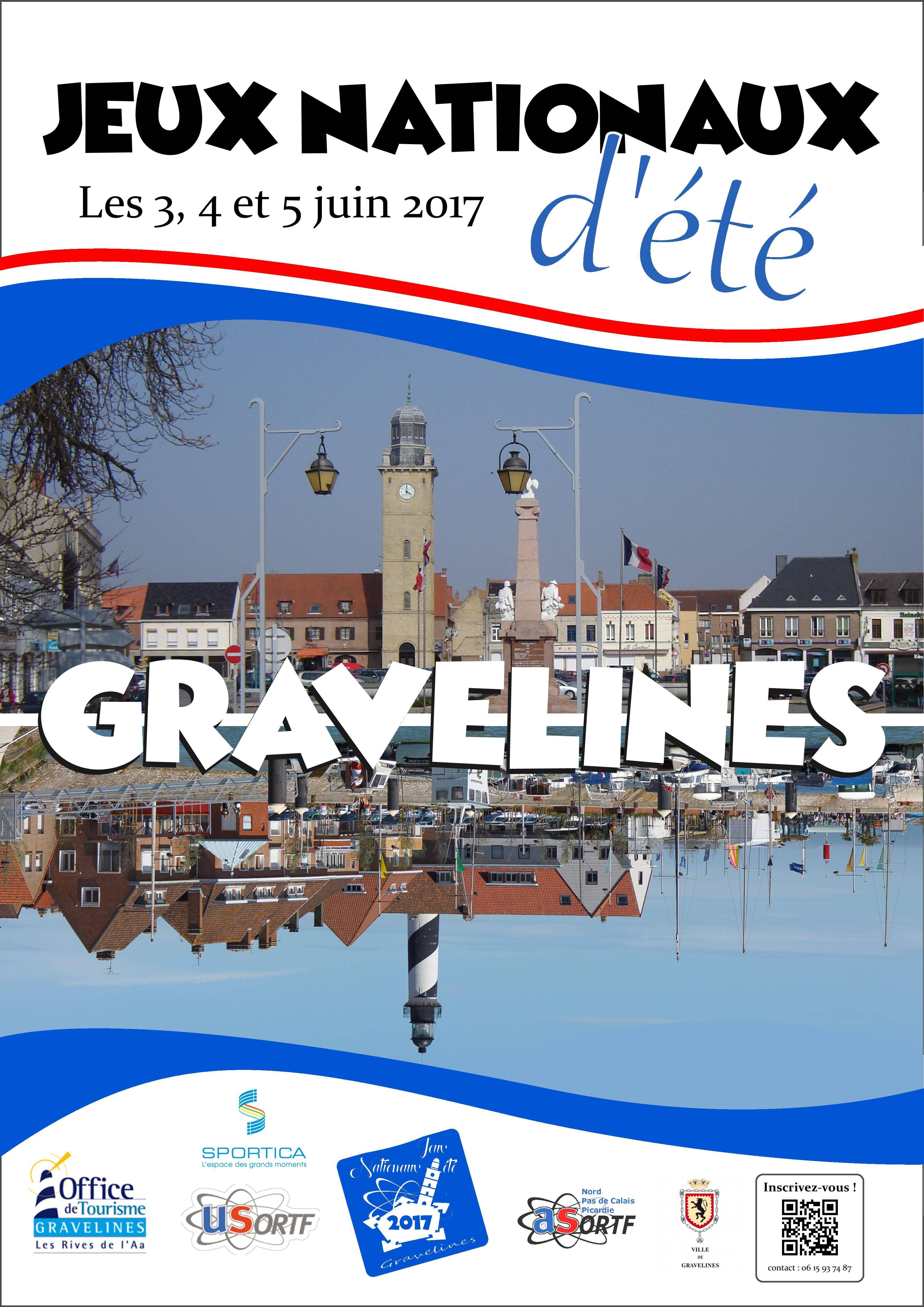 Jeux nationaux d 39 t sportica gravelines for Sportica piscine