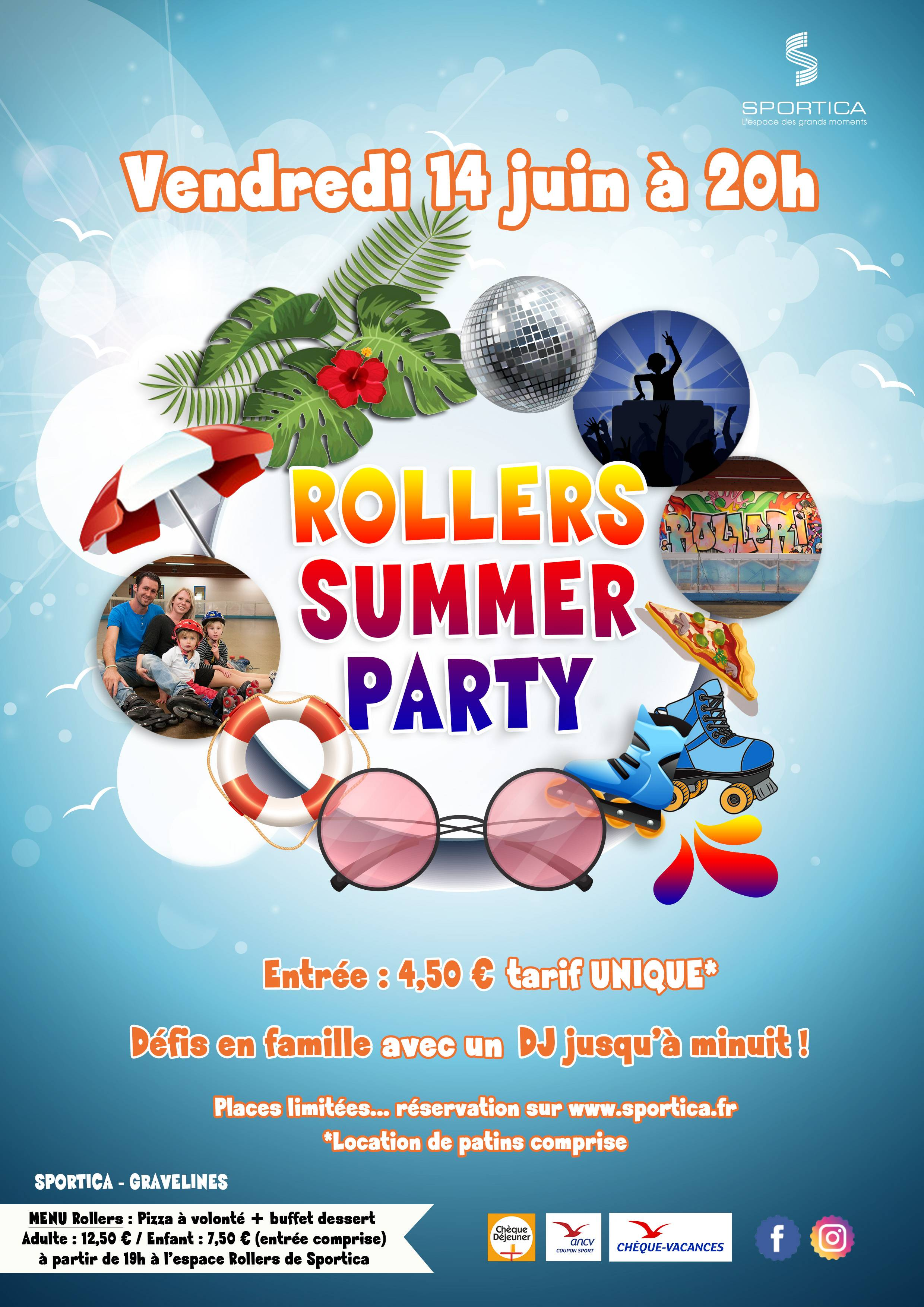 Rollers Summer Party