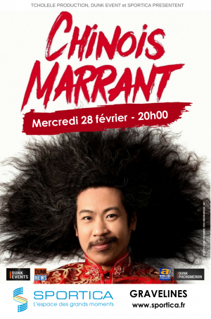 "Spectacle ""Chinois Marrant"""