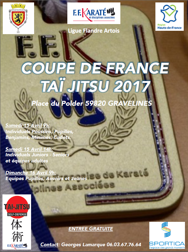Coupe de France de Tai Ji Tsu