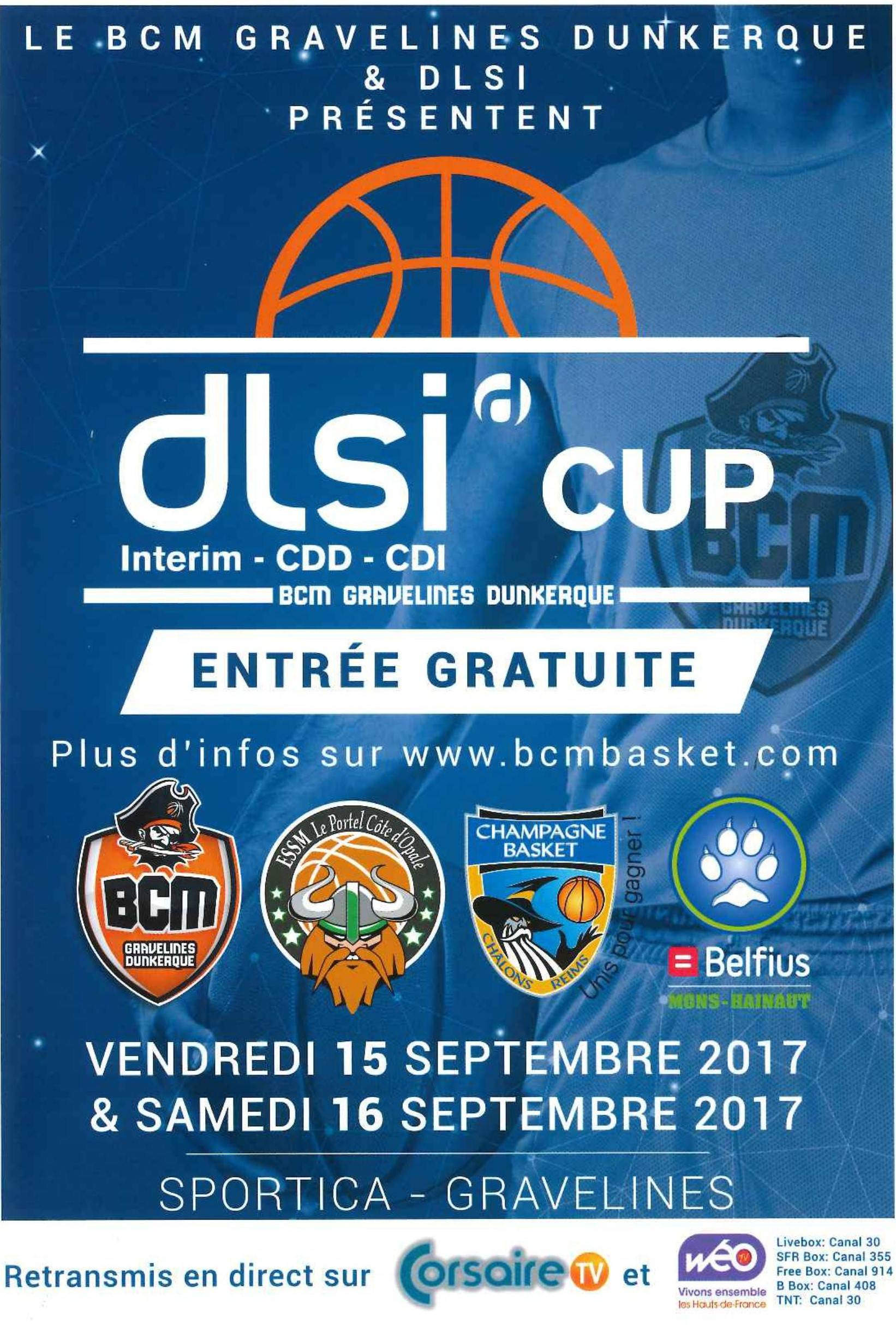 DLSI CUP - BCM
