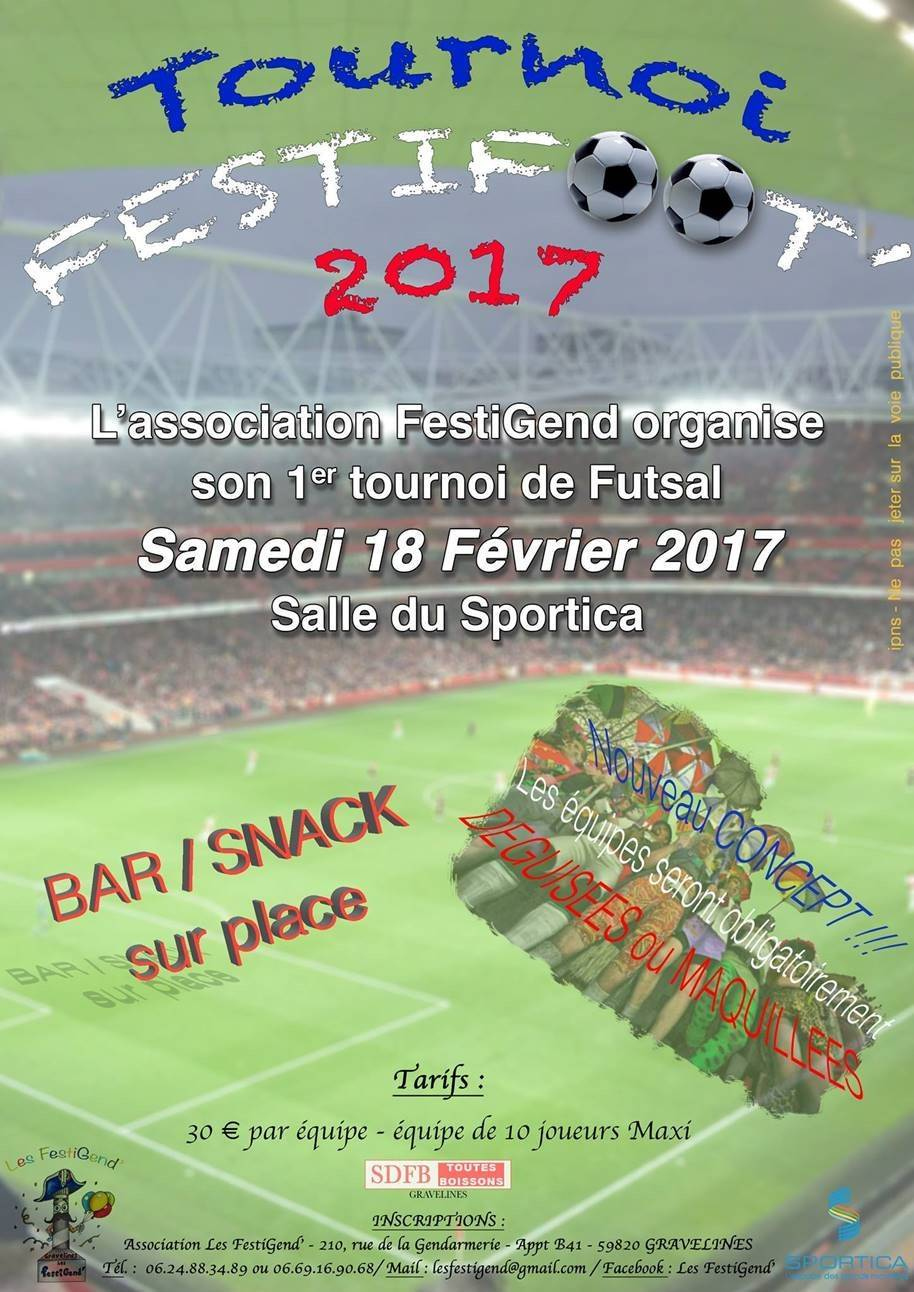 Tournoi FESTIFOOT